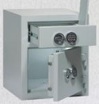 Einwurf- und Deposittresor ST1 120