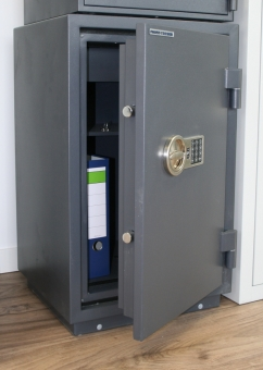 Dokumententresor / Wertschutztresor Pleißenburg S2 75